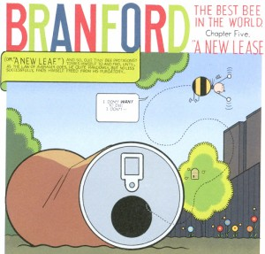Branford, the best bee in the world