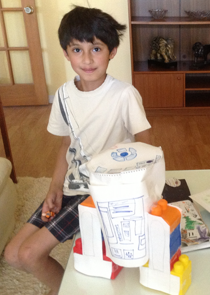 k. and r2d2