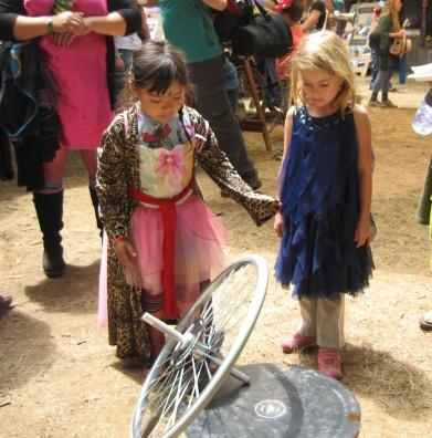 kids gyroscope country fair