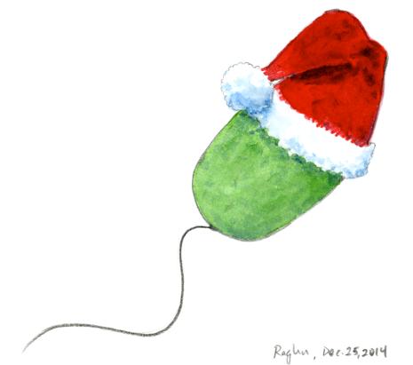 Christmas bacterium